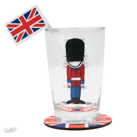 Conjunto Drink London