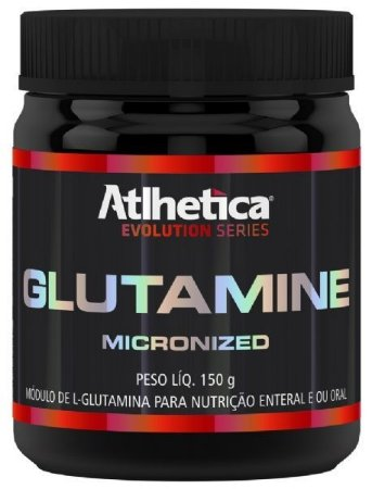 Glutamine Micronized (150g) - Atlhetica Evolution