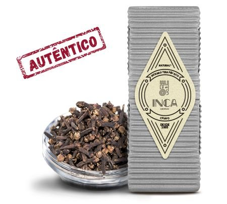 INCENSO TERAPEUTICO INCA - CRAVO
