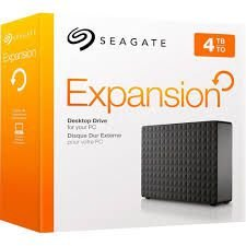 HD EXTERNO SEAGATE EXPANSION 4TB USB 3.0