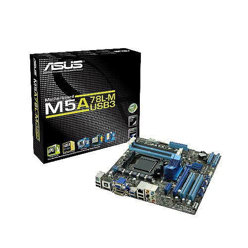 PLACA MÃE M5A78L-M USB3.0 SOCKET AM3+ ASUS