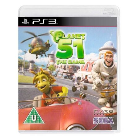 Jogo Planet 51: The Game - PS3