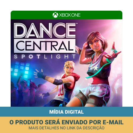 Jogo Dance Central Spotlight (Mídia Digital) - Xbox One