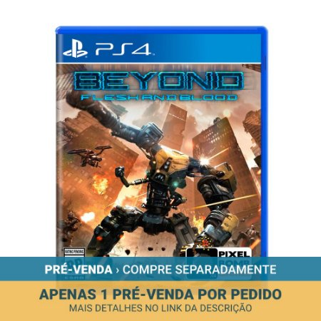 Jogo Beyond: Flesh and Blood - PS4
