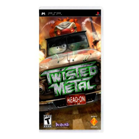 Jogo Twisted Metal: Head On - PSP