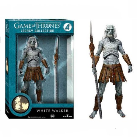 Action Figure White Walker Game of Thrones (Legacy Collection) - Funko