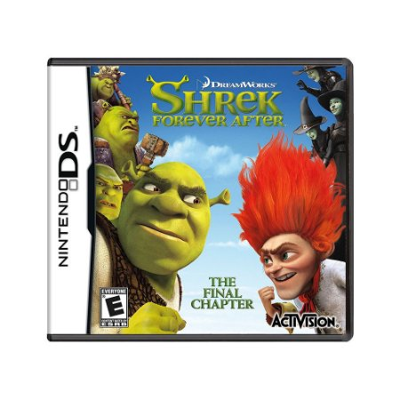 Jogo Shrek Forever After - DS
