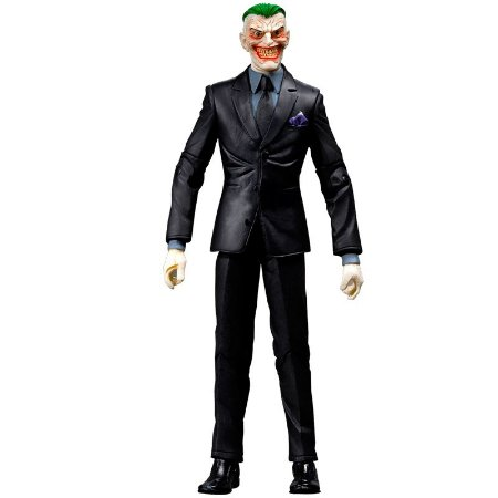 Action Figure The Joker (By Greg Capullo) - DC Collectibles