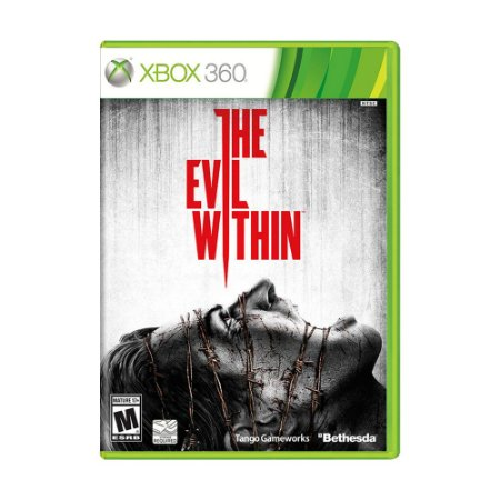 Jogo The Evil Within - Xbox 360