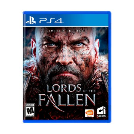 Jogo Lords of the Fallen (Limited Edition) - PS4