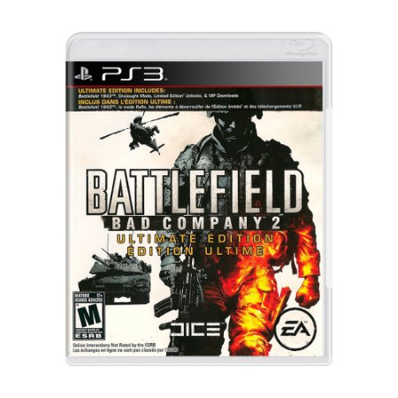 Jogo Battlefield: Bad Company 2 (Ultimate Edition) - PS3
