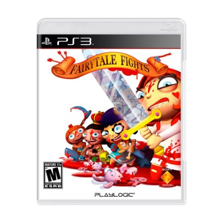 Jogo Fairytale Fights - PS3