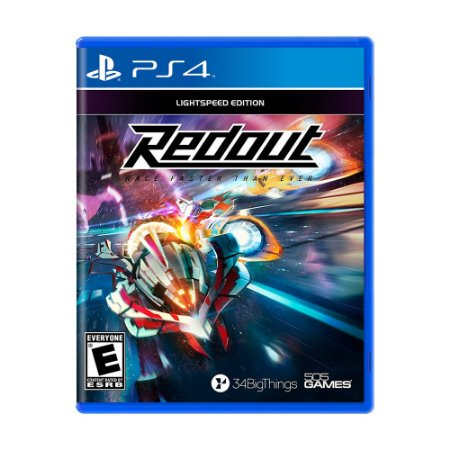 Jogo Redout (Light Speed Edition) - PS4