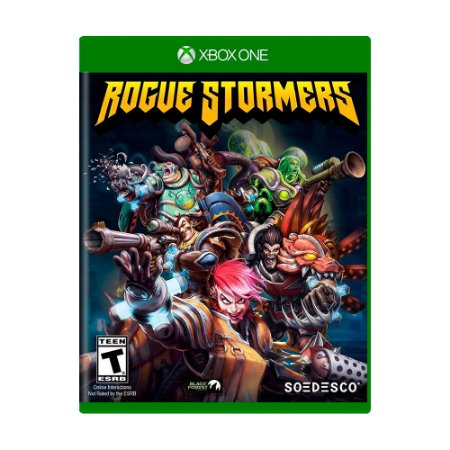 Jogo Rogue Stormers - Xbox One