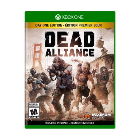 Jogo Dead Alliance (Day One Edition) - Xbox One