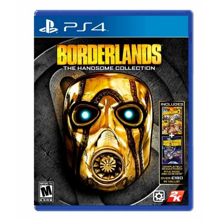 Jogo Borderlands: The Handsome Collection - PS4