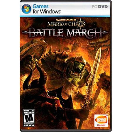 Jogo Warhammer: Mark of Chaos (Battle of March) - PC