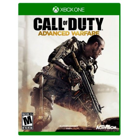 Jogo Call of Duty: Advanced Warfare - Xbox One