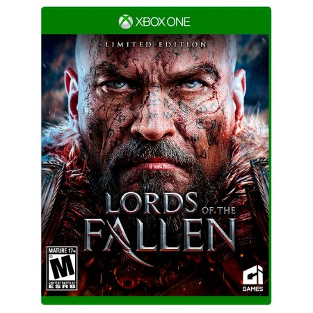 Jogo Lords of the Fallen (Limited Edition) - Xbox One