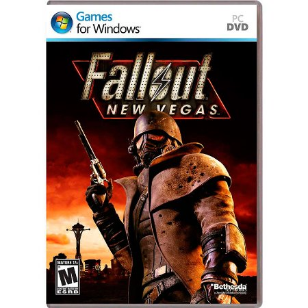 Jogo Fallout: New Vegas (Ultimate Edition) - PC