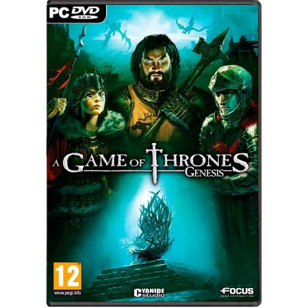 Jogo A Game of Thrones: Genesis - PC