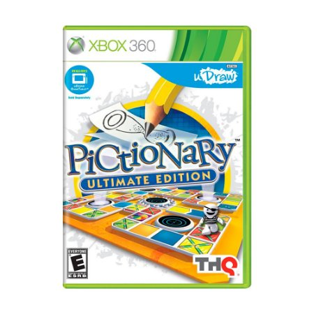 Jogo Pictionary (Ultimate Edition) - Xbox 360