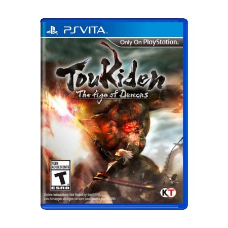 Jogo Toukiden: The Age of Demons - PS Vita