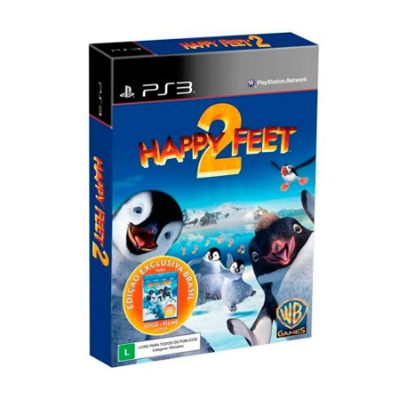 Jogo Happy Feet Two - PS3