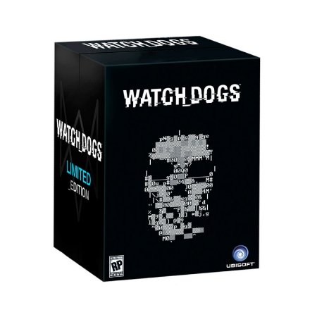 Jogo Watch Dogs (Limited Edition) - Xbox 360