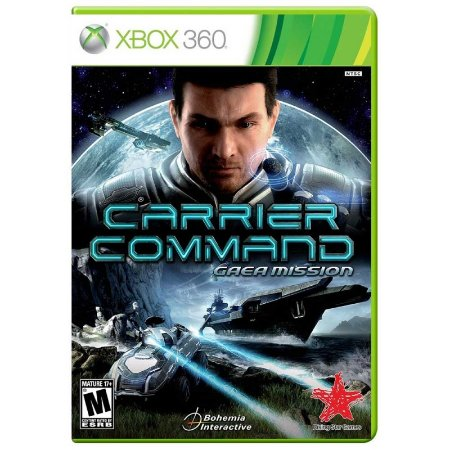 Jogo Carrier Command: Gaea Mission - Xbox 360