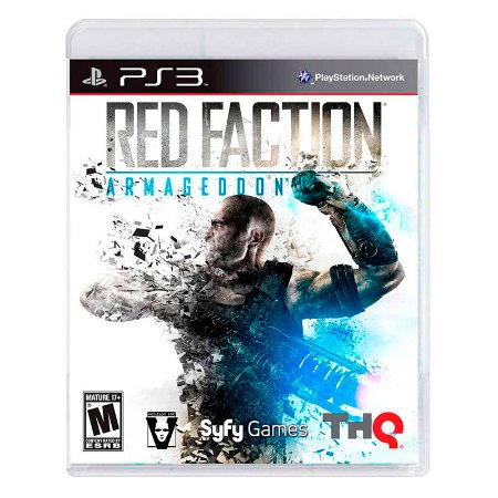 Jogo Red Faction: Armageddon - PS3