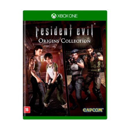 Jogo Resident Evil Origins Collection - Xbox One