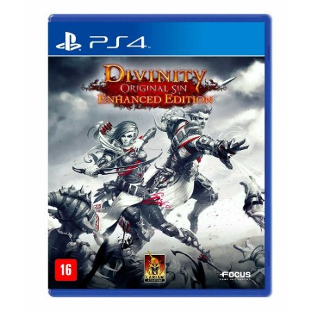 Jogo Divinity: Original Sin (Enhanced Edition) - PS4