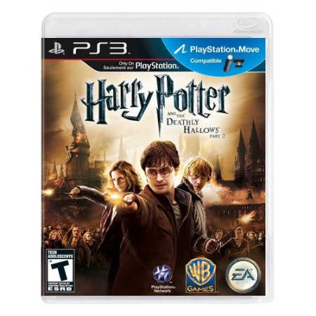 Jogo Harry Potter and the Deathly Hallows: Part 2 - PS3