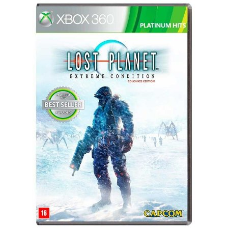 Jogo Lost Planet: Extreme Condition (Colonies Edition) - Xbox 360