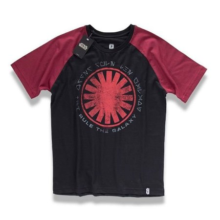 Camiseta Studio Geek Rule the Galaxy Star Wars - Modelo 14