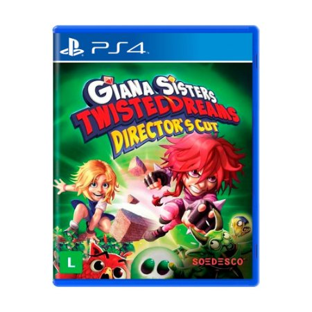 Jogo Giana Sisters Twisted Dream (Directors Cut) - PS4