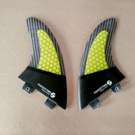 Quilhas Perfect Fins Carbono Modelo Swell