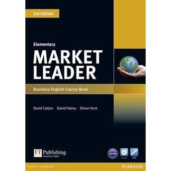 MARKET LEADER- ELEMENTARY- CLASSBOOK WITH SELF STUDY CD ROM- NEW EDITION