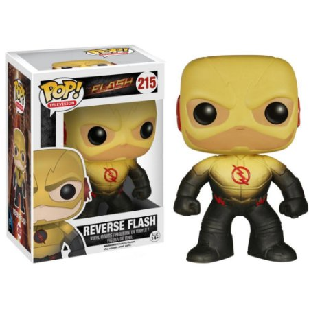 BONECO FUNKO POP! REVERSE FLASH