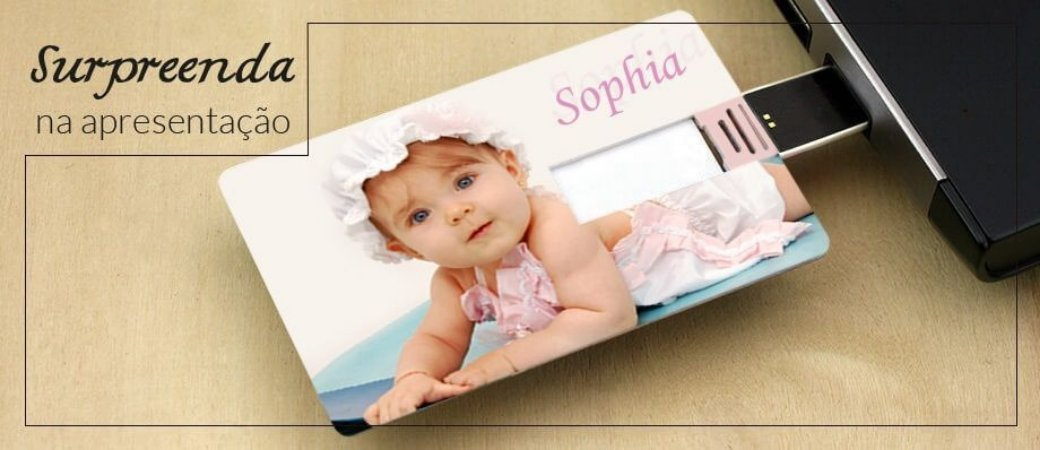 Pen Card Personalizado
