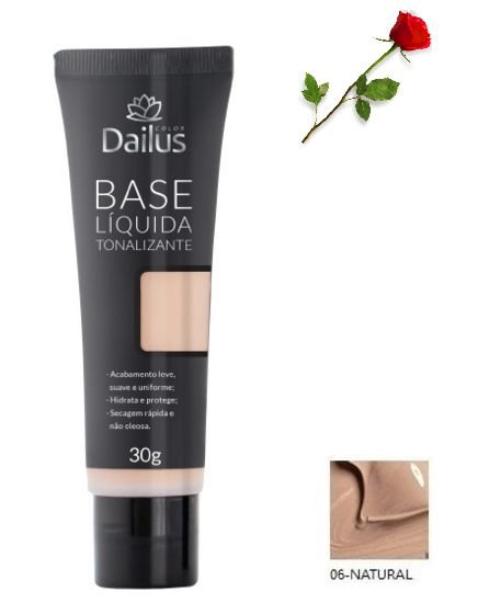 Base liquida 06 Natural Dailus