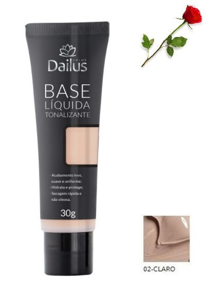 Base liquida 02 Clara Dailus
