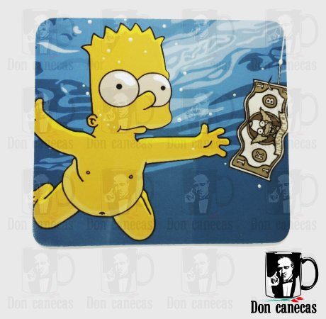 Mouse Pad - Simpsons