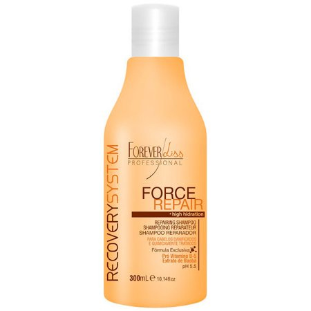 Forever Liss - Force Repair Shampoo Reconstrução Capilar Home Care 300ml