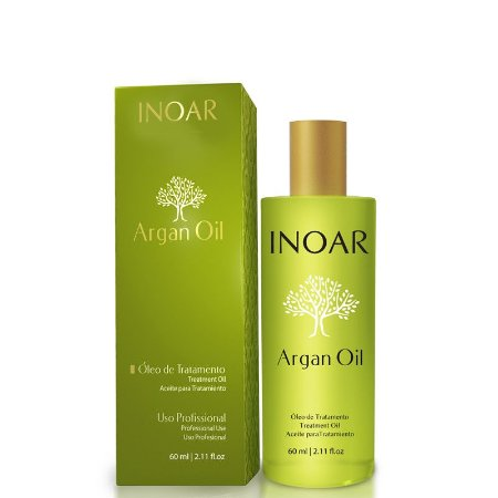 Inoar - Argan Oil Óleo de Tratamento 60ml