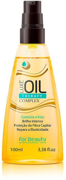 For Beauty - Luxe Oil Therapy Complex Controle do Frizz 100ml