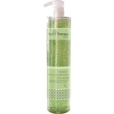 Left - Fruit Therapy Nano Lima da Pérsia Shampoo Cabelos Oleosos 1000 ml