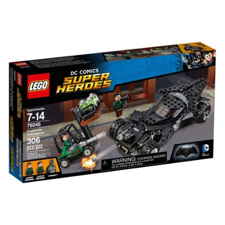 76045 Interceção de Kryptonite - LEGO® Super Heroes