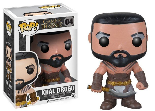 Funko - Game of Thrones - Khal Drogo
